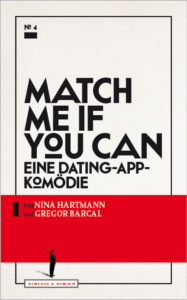 "Cover von ""Match me if you can"""