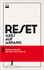 """Das Cover von """"Reset – Alles auf Anfang"""""""